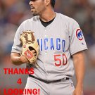 GERARDO CONCEPCION 2016 CHICAGO CUBS BASEBALL CARD