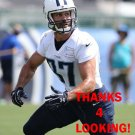 ERIC DECKER 2017 TENNESSEE TITANS FOOTBALL CARD
