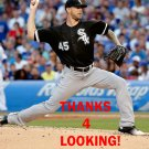 ANTHONY RANAUDO 2016 CHICAGO WHITE SOX BASEBALL CARD