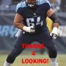 JOSH KLINE 2017 TENNESSEE TITANS FOOTBALL CARD