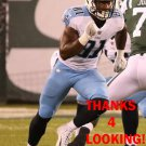 JONNU SMITH 2017 TENNESSEE TITANS FOOTBALL CARD