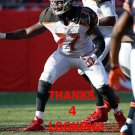 CALEB BENENOCH 2016 TAMPA BAY BUCCANEERS FOOTBALL CARD