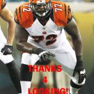 AARON EPPS 2016 CINCINNATI BENGALS FOOTBALL CARD