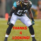 BLAIR BROWN 2017 JACKSONVILLE JAGUARS FOOTBALL CARD