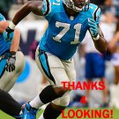 ARTHUR MILEY 2015 CAROLINA PANTHERS FOOTBALL CARD