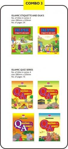 Islamic Ettiquette and duaas and Islamic quiz series