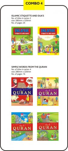 Islamic Ettiquette and duaas and simple words from The quran