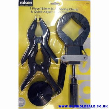 Rolson clamp sets