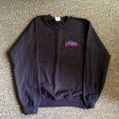 Navy Crew Neck Sweatshirt (sizes S, L, XL)