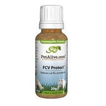 FCV Protect to Temporarily Relieve Feline Flu Symptoms (20g) PFCV001BC