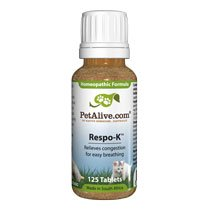 Respo-K for Colds, Congestion, Sneezing  in Pets PRSPOO1AI