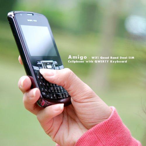 Amigo Quad Band Cell Phone-Unlocked