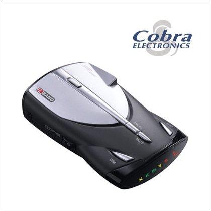 Cobra Radar Detector 14 band xrs9345