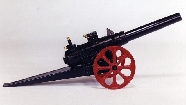 15FC MAJOR FIELD CANNON - FREE SHIPPING - DISCOUNT GIFTS ONLINE