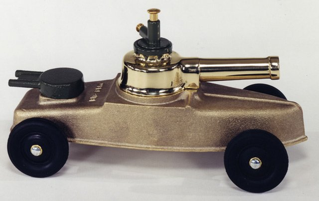 MOTOR TANK 5TY RED BRASS - $219.95 - FREE SHIPPING - DISCOUNT GIFTS ONLINE