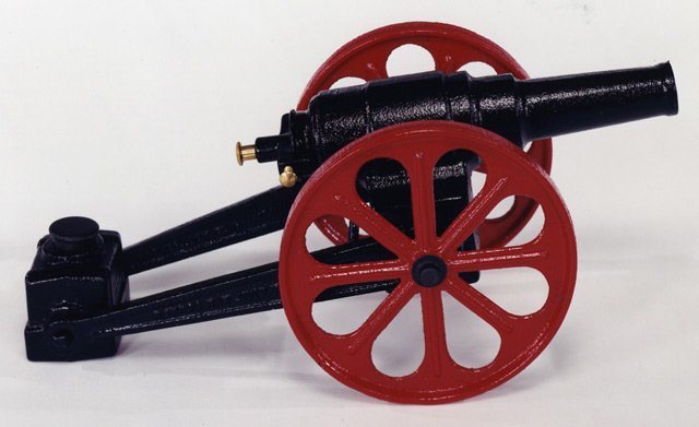 CONESTOGA CIVIL WAR CANNON 7CW - FREE SHIPPING - DISCOUNT GIFTS ONLINE