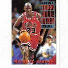 MICHAEL JORDAN 93-94 TOPPS ALL STAR #101
