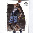 KEVIN GARNETT 99-00 SP AUTHENTIC #47