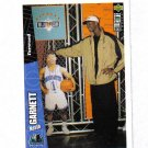 KEVIN GARNETT 96-97 COLLECTORS CHOICE #89