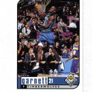 KEVIN GARNETT 98-99 UD CHOICE PREVIEWS #85