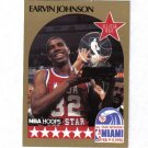 MAGIC JOHNSON 90-91 HOOPS ALL STAR #18