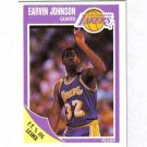 MAGIC JOHNSON 89-90 FLEER #77
