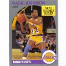 MAGIC JOHNSON 90-91 HOOPS #157