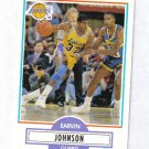 MAGIC JOHNSON 90-91 FLEER #93