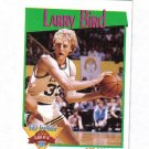 LARRY BIRD 91-92 HOOPS #319
