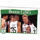 LARRY BIRD 91-92 HOOPS TEAM CARD #275