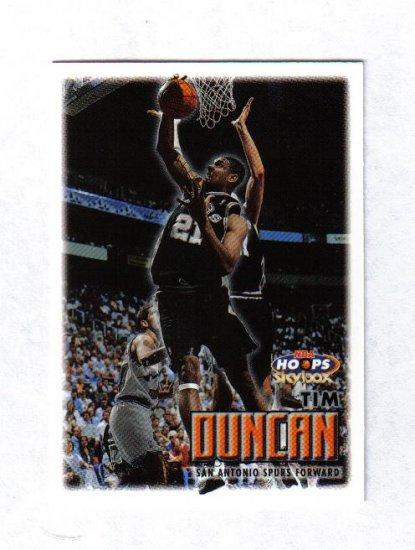 TIM DUNCAN 99-00 HOOPS #104