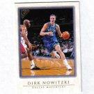 DIRK NOWITZKI 99-00 TOPPS GALLERY #51