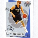 DIRK NOWITZKI 03-04 FLEER TRADITION BANNER SEASON #255