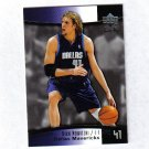 DIRK NOWITZKI 04-05 UPPER DECK SWEET SHOT #16