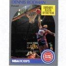 DENNIS RODMAN 90-91 HOOPS #109