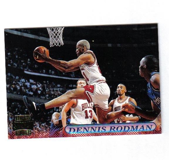 DENNIS RODMAN 96-97 STADIUM CLUB #130