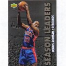DENNIS RODMAN 93-94 UPPER DECK #167
