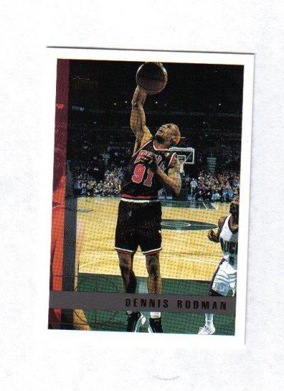 DENNIS RODMAN 97-98 TOPPS #106