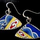 Style EP2 Restaurant Plate earrings