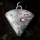 "Style. P33 Pendant, ""Motor Agate"""