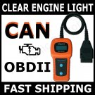 CAN Scan Tool OBD II Auto Scanner OBD II Code Reader D