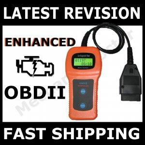 OBD II Auto Scanner OBD2 Code Reader OBD 2 Scan Tool E