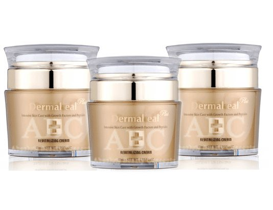 3 of Luxury Face lift Cream 4 Wrinkles: treatment with EGF, Elm Extract, Copper Tripeptide