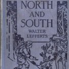 NEIGHBORS NORTH AND SOUTH BY WALTER LEFFERTS 1926