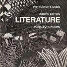 LITERATURE 2ND EDITION JAMES BURL HOGINS