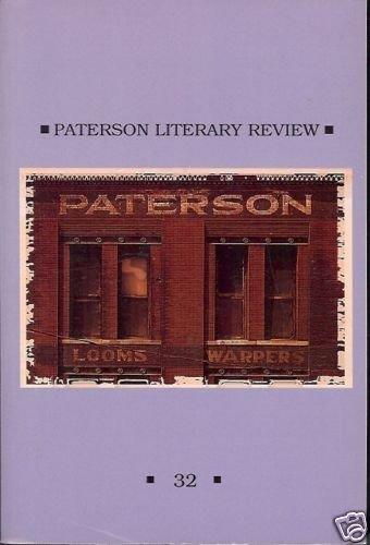 PATERSON LITERARY REVIEW ISSUE NO 32 MARIA MAZZIOTTI GI