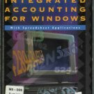 INTEGRATED ACCOUNTING FOR WINDOWS 1995 Manual No Disk
