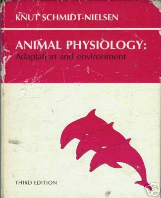 ANIMAL PHYSIOLOGY ADAPTATION AND ENVIRONMENT