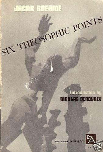 SIX THEOSOPHIC POINTS INTRODUCTON BY NICOLAS BERDYA