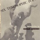 SIX THEOSOPHIC POINTS INTRODUCTON BY NICOLAS BERDYA